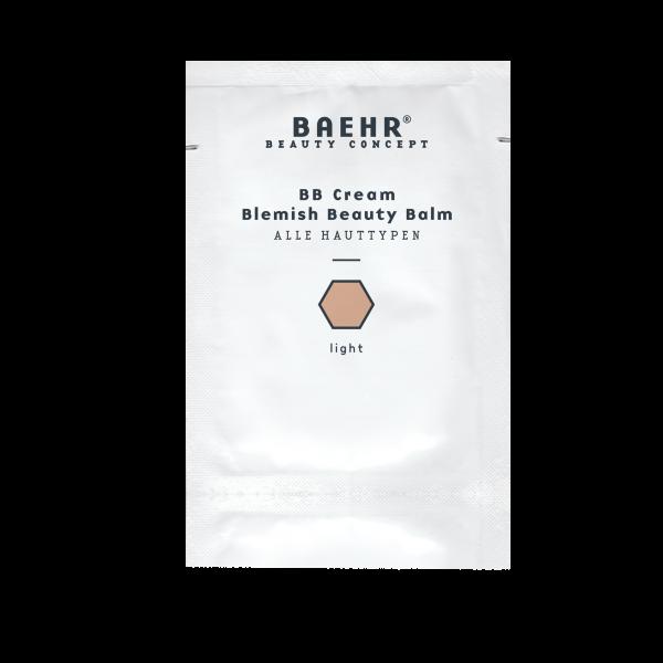 BAEHR BEAUTY CONCEPT BB Cream light Blemish Beauty Balm 2 ml