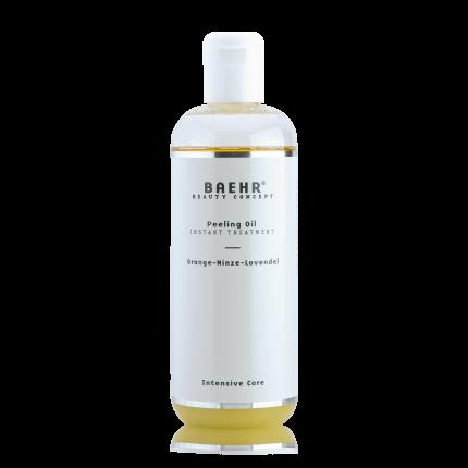 Peeling Oil Orange-Minze-Lavendel Praxis 500 ml