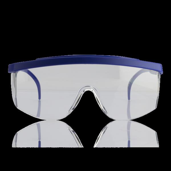 Arbeitsschutzbrille mit Seitenschutz