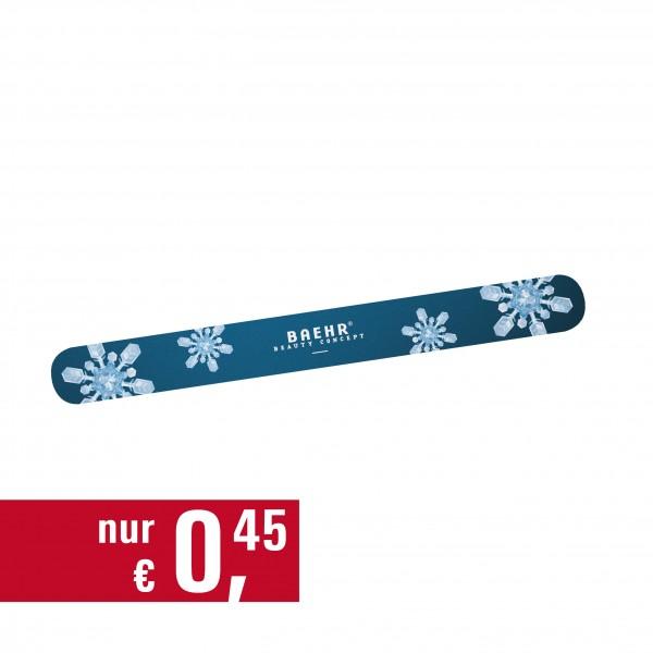 Profifeile BAEHR BEAUTY CONCEPT - Weihnachten 2019,18 cm, Körnung 100/180 XX