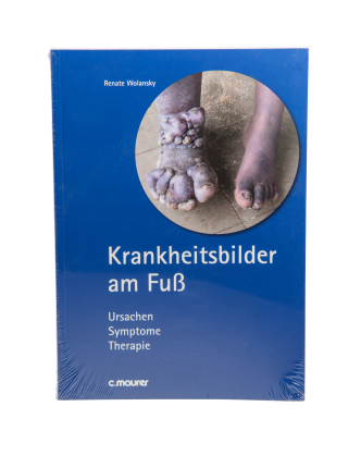 Fachbuch: Krankheitsbilder am Fuß 2. Auflage