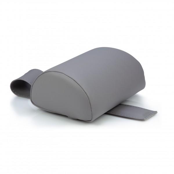 Nackenpolster chrom für Fußpflegestühle