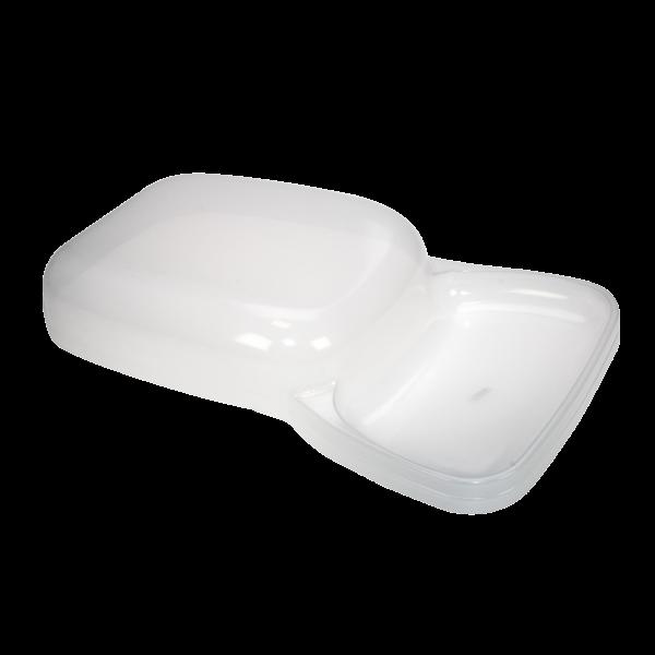 Auffangschale Plastik (Paar) für Omega Fußpflegestuhl,