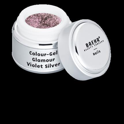 Colour-Gel Glamour Violet Silver 5 ml