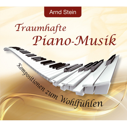 CD Traumhafte Piano-Musik