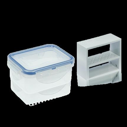 Fräserständer STERI-SAFE pro inkl.Box