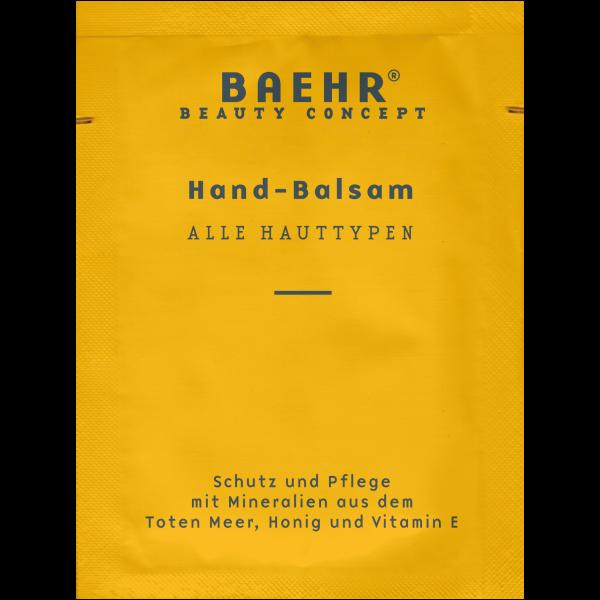 Handbalsam Probe mit Totem Meer Salz 2ml
