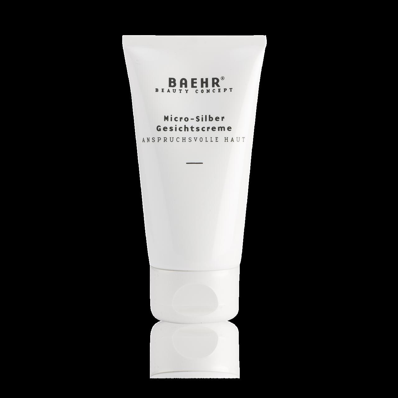 Micro-Silber Gesichtscreme 50 ml