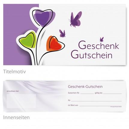 """""""Gutscheine""""WELLNESS 3""""DIN XX"""