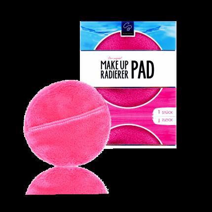 MakeUp Radierer Pads pink Durchmesser 9cm, 5 Stück